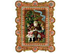 Woolson Spice Christmas - Wooden Jigsaw Puzzle