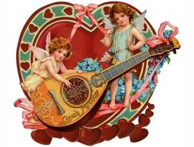Love's Melody - Wooden Jigsaw Puzzle