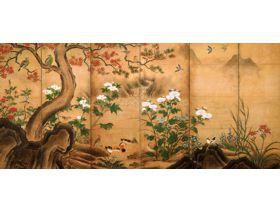 Flowers and Birds - Wooden Jigsaw Puzzle