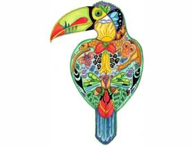 Toucan - Wooden Jigsaw Puzzle