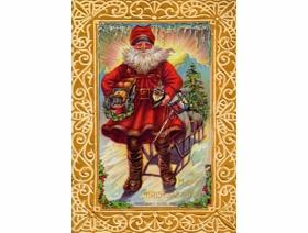 Christmas Tidings - Wooden Jigsaw Puzzle