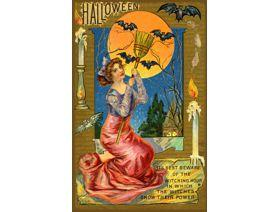 The Witching Hour - Wooden Jigsaw Puzzle