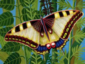 Butterfly - Wooden Jigsaw Puzzle