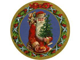 Santa's Treats - Wooden Jigsaw Puzzle