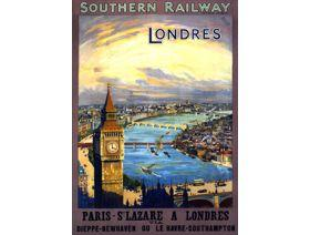 Southern Railway - Wooden Jigsaw Puzzle