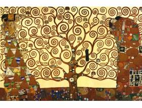 Klimt Tree of Life - Wooden Jigsaw Puzzle
