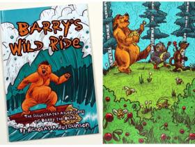 Barry's Band book and puzzle BUNDLE - Wooden Jigsaw Puzzle