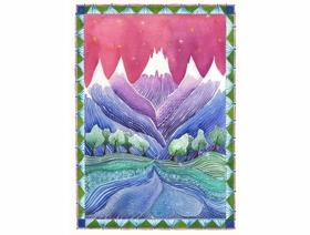 Mountain Majesty - Wooden Jigsaw Puzzle