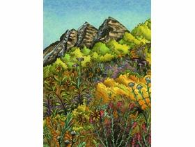 Maroon Bells - Wooden Jigsaw Puzzle