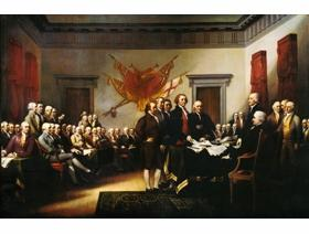 Declaration of Independence - Wooden Jigsaw Puzzle