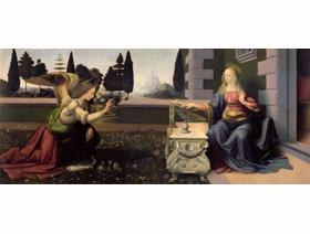 Annunciation - Wooden Jigsaw Puzzle