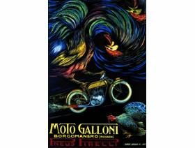 Moto Galloni - Wooden Jigsaw Puzzle