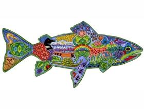Rainbow Trout - Wooden Jigsaw Puzzle