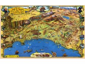 Roads to Romance - Wooden Jigsaw Puzzle