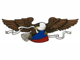 Liberty Eagle - Wooden Jigsaw Puzzle