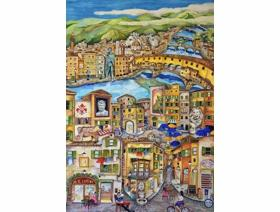 Florence - Wooden Jigsaw Puzzle
