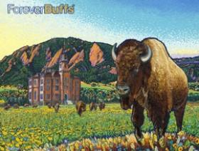 Forever Buffs - Wooden Jigsaw Puzzle