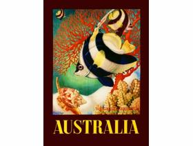Australia - Wooden Jigsaw Puzzle