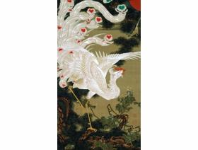 White Phoenix - Wooden Jigsaw Puzzle