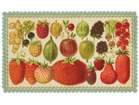Heirloom Berry Assortment - Wooden Jigsaw Puzzle