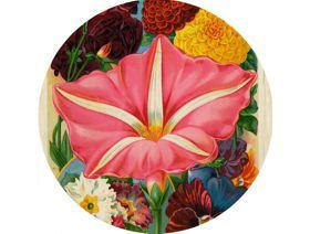 Giant Moonflower - Wooden Jigsaw Puzzle