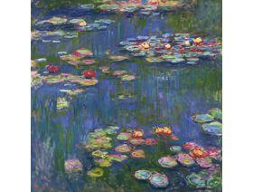 Water Lilies, 1916 - Wooden Jigsaw Puzzle