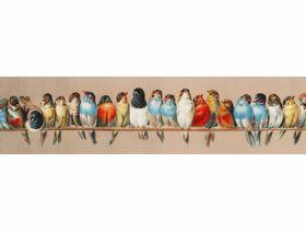 A Perch of Birds - Wooden Jigsaw Puzzle