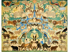 Cutout of Animals - Wooden Jigsaw Puzzle