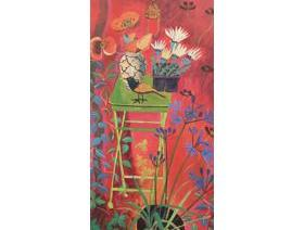 Indoor Summer Garden - Wooden Jigsaw Puzzle