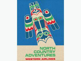 North Country Adventures - Wooden Jigsaw Puzzle