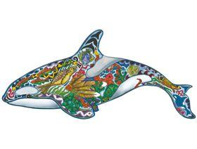 Orca - Wooden Jigsaw Puzzle