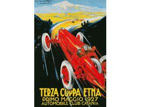 Terza Coppa Etna - Wooden Jigsaw Puzzle