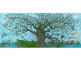 The Louisiana Tree of Life - Wooden Jigsaw Puzzle