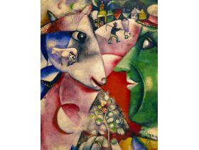 I and the Village - Wooden Jigsaw Puzzle
