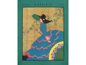 Vogue: Hot Weather Fashions Number - Wooden Jigsaw Puzzle